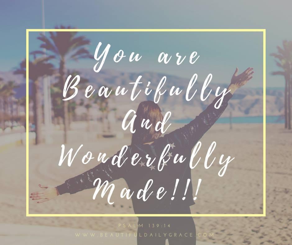 Beautiful & Wonderful YOU!